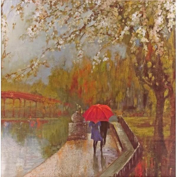 Aimée Wilson - A Walk In The Park Canvas Print