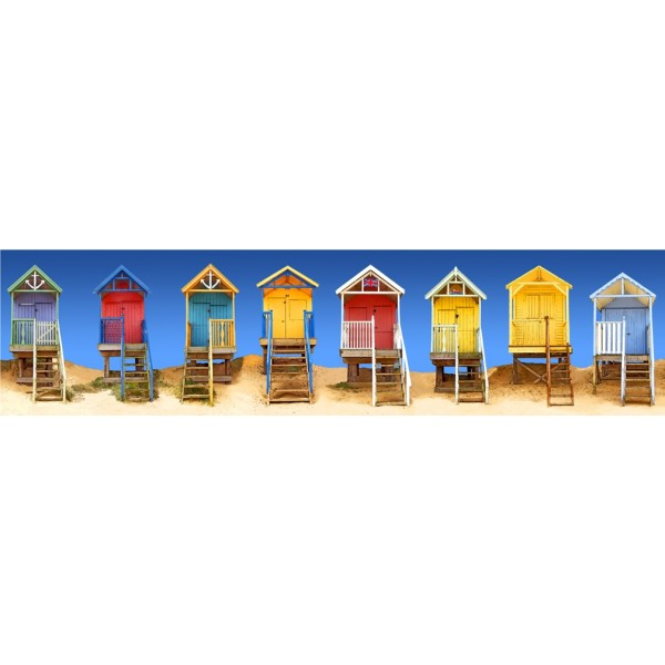 Alan Bedding - Beach Huts Wells Next the Sea