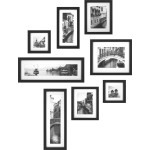 Alan Blaustein - The Italian Collection (Set of 8) Framed Prints