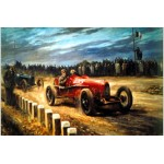 Alan Fearnley - Birth Of The Prancing Horse