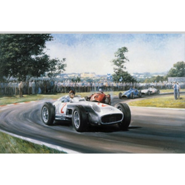 Alan Fearnley - Fangio