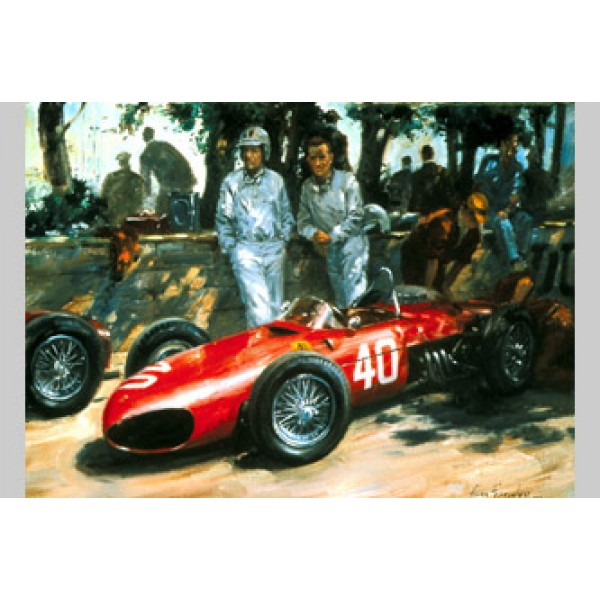 Alan Fearnley - Ferrari Team Mates