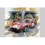 Alan Fearnley - Maserati 450s