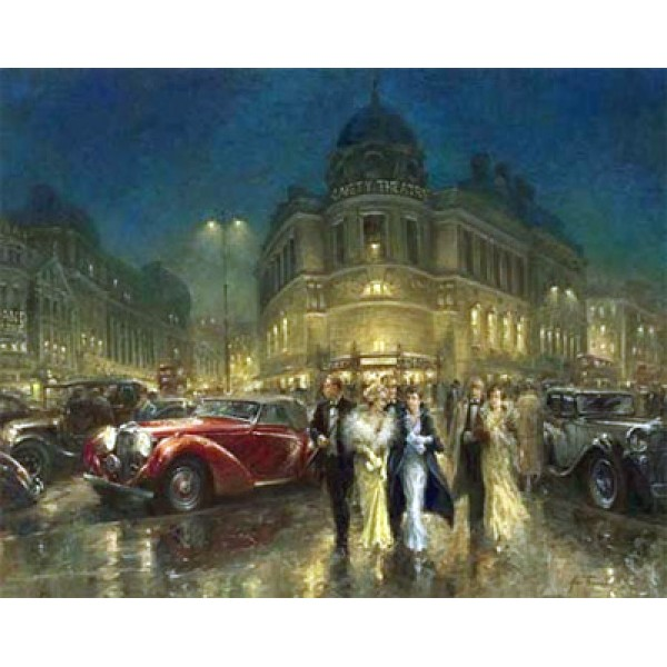 Alan Fearnley - After The Show
