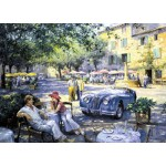 Alan Fearnley - Cat Nap In Provence