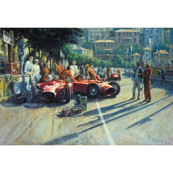 Alan Fearnley - Early Start
