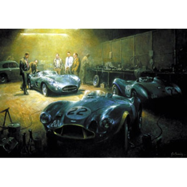 Alan Fearnley - New Kid on the Block
