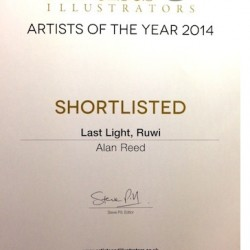 Congratulations to Alan Reed!