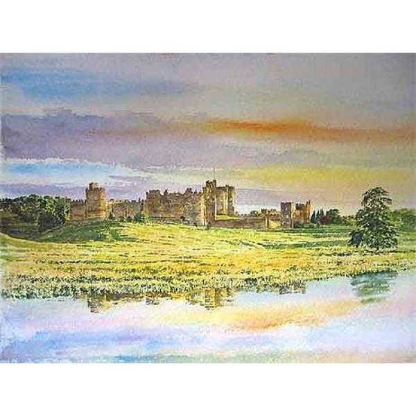 Alan Reed - Alnwick Castle, Northumberland