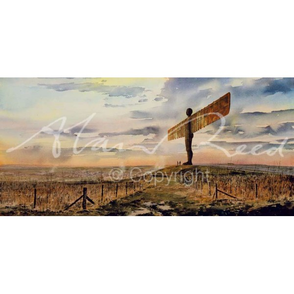 Alan Reed - Angel of the North, Gateshead
