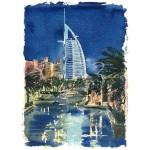 Alan Reed - Burj Al Arab, Dubai