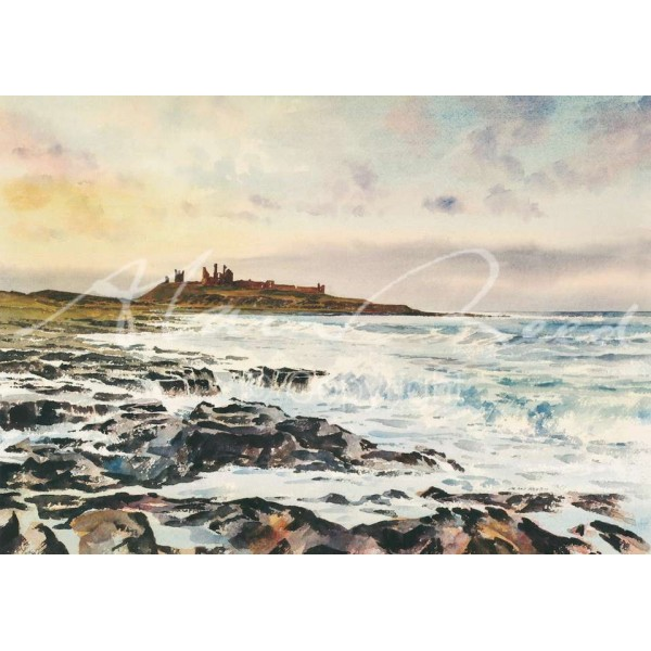 Alan Reed - Dunstanburgh Castle, Northumberland