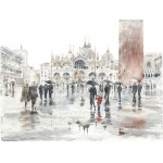 Alan Reed - Girl in the Red Coat, Venice