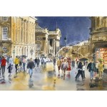 Alan Reed - Grey Street Newcastle, Summer Rain