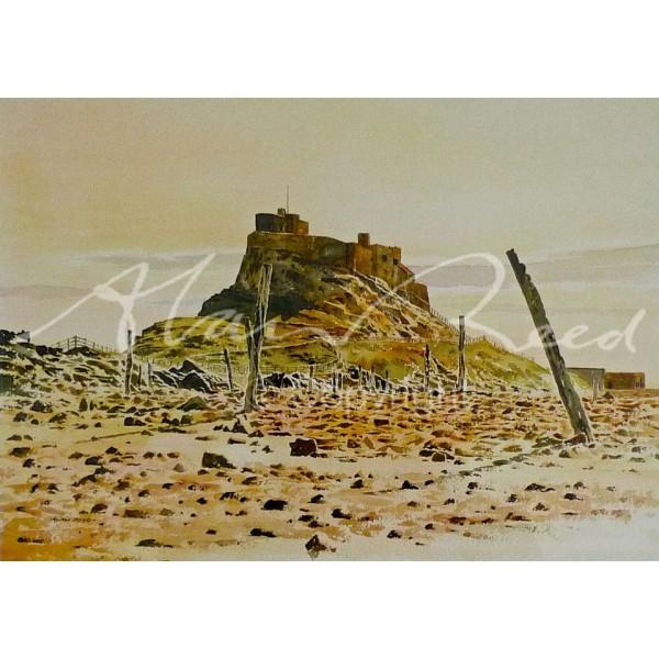 Alan Reed - Lindisfarne Castle, Northumberland