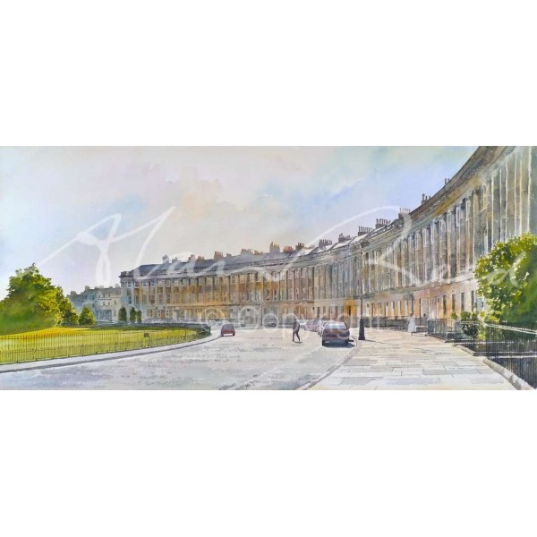 Alan Reed - Royal Crescent, Bath