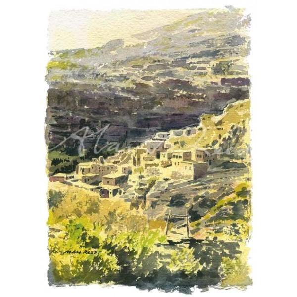 Alan Reed - Wadi Bann Habib, Oman