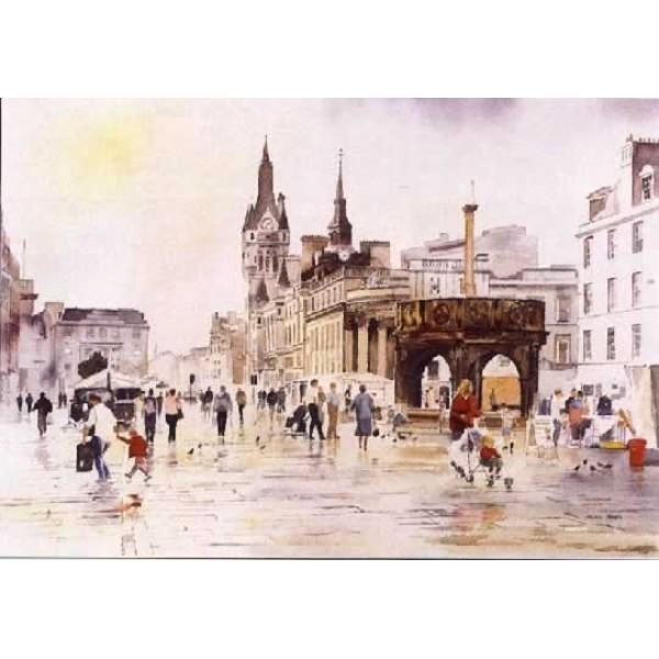 Alan Reed - Castlegate, Aberdeen