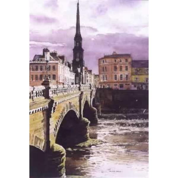 Alan Reed - New Bridge, Ayr