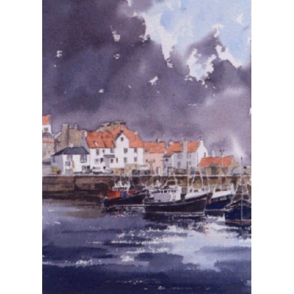 Alan Reed - Pittenweem