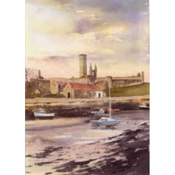 Alan Reed - St Andrews Harbour