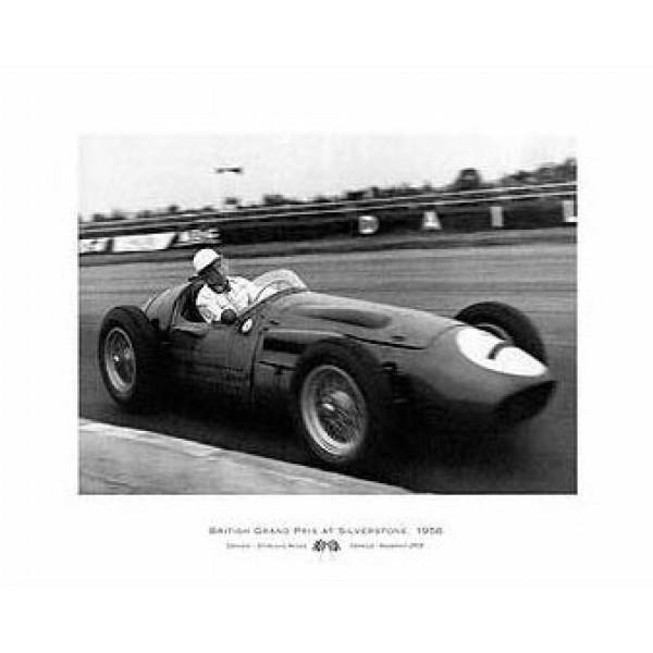 Alan Smith - British Grand Prix at Silverstone 2, 1956