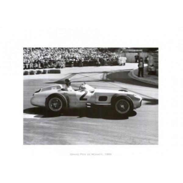 Alan Smith - Grand Prix De Monaco, 1955