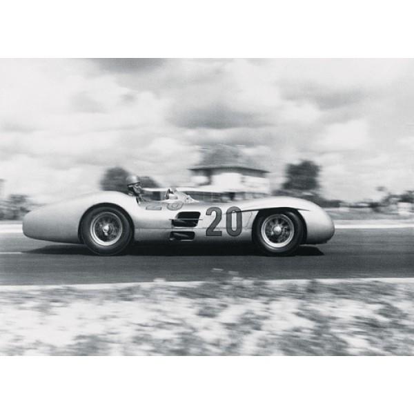 Alan Smith - Grand Prix de L'A.C.F at Reims, 1954