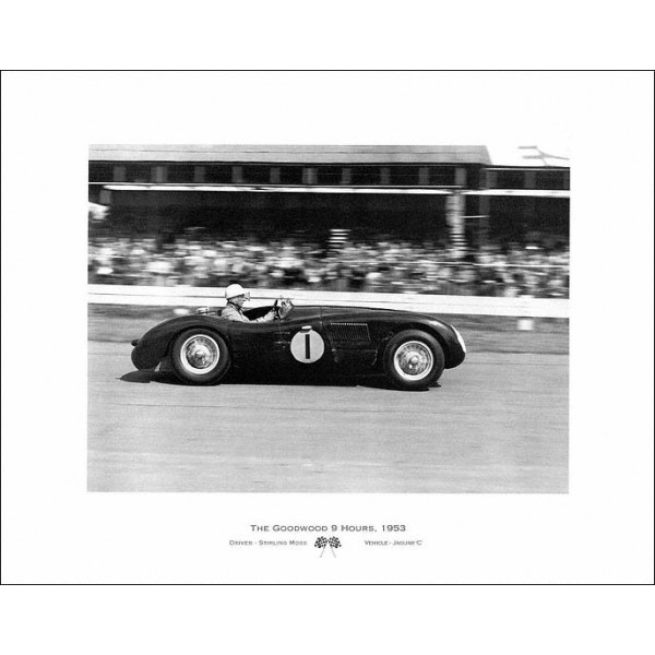 Alan Smith - The Goodwood 9 Hours, 1953