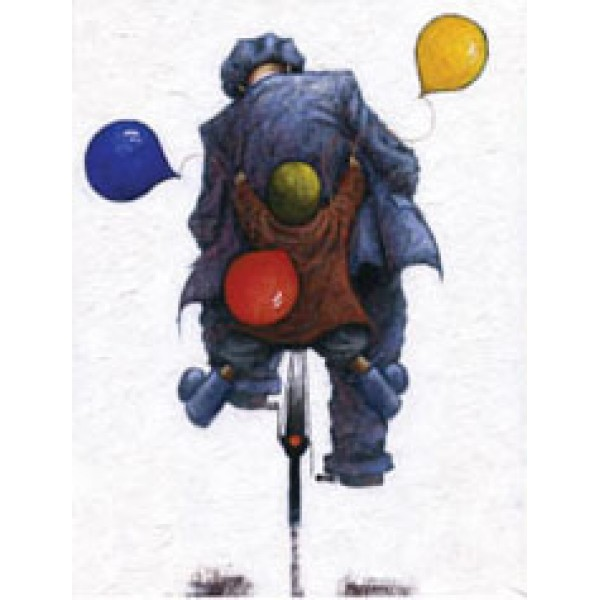 Alexander Millar - Hopes And Dreams (Canvas)
