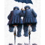 Alexander Millar - Under My Umbrella (Large Canvas)