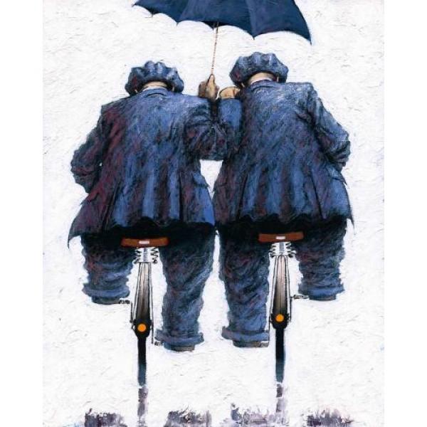 Alexander Millar - Under My Umbrella (Canvas)