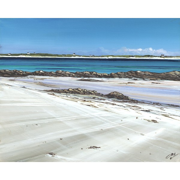 Allison Young - Gott Bay From Scarinish Bay, Tiree