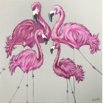 Amy Louise - Be a Flamingo in a Flock of Pigeons