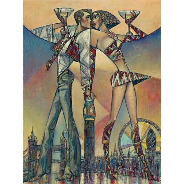 Andrei Protsouk - Big Ben Champagne (Large)