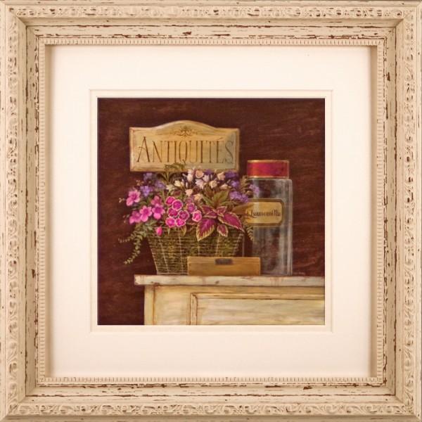 Angela Staehling - Garden Florals II Framed Print