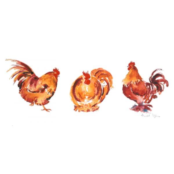 Annabel Fairfax - Chicken Run