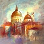Anne Farrall Doyle - Santa Maria Venice