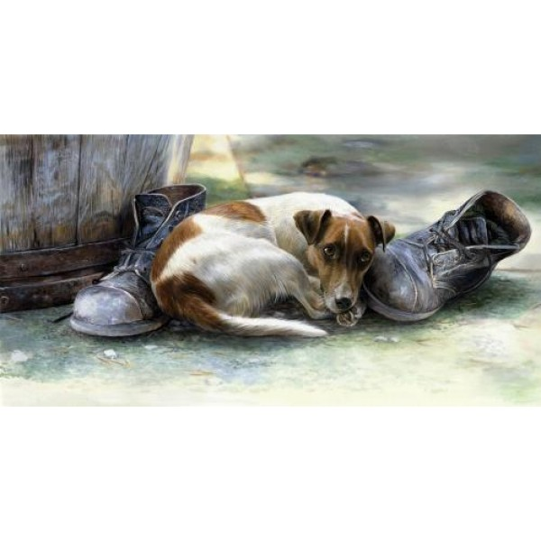 Armandie Haywood - His Master's Boots