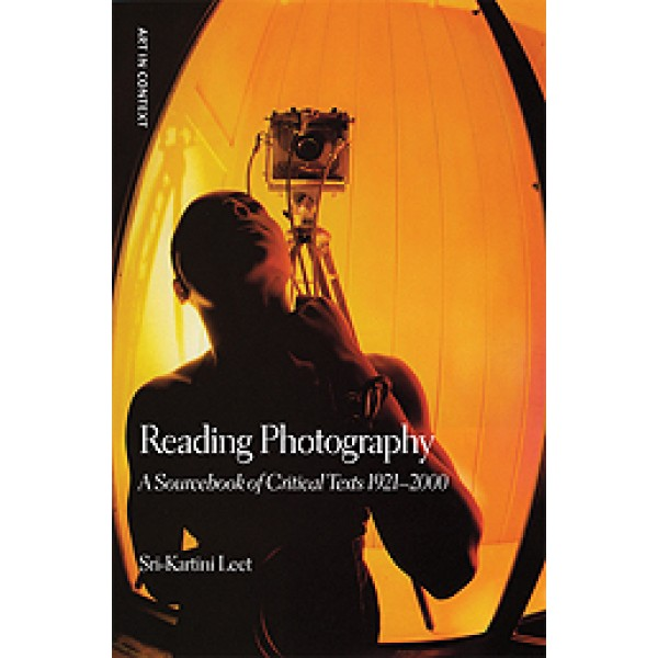 Reading Photography Book