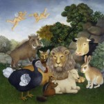 Beryl Cook - The Peaceable Kingdom - ONLY 1 LEFT IN STOCK!
