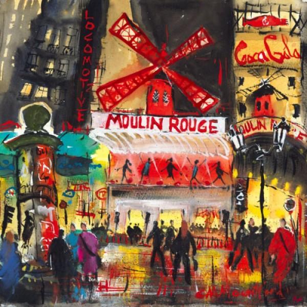 Carol Mountford - Moulin Rouge