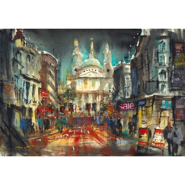 Carol Mountford - St Paul's London
