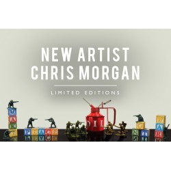 Art News - New Art by Chris Morgan