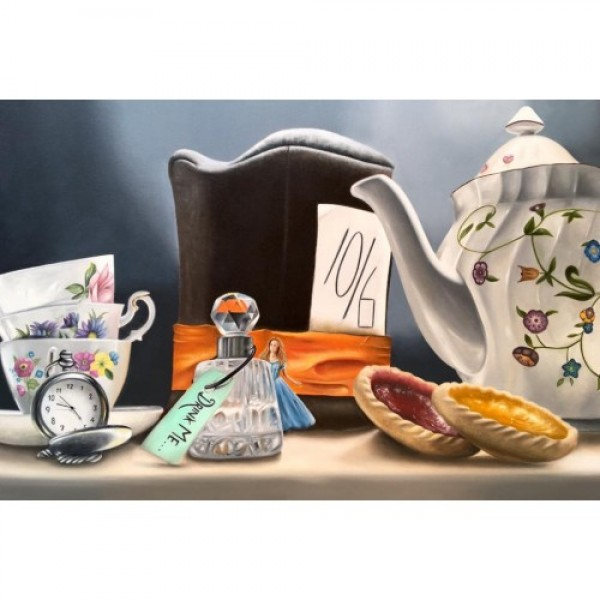 Chris Morgan - Mad Hatters Tea Party