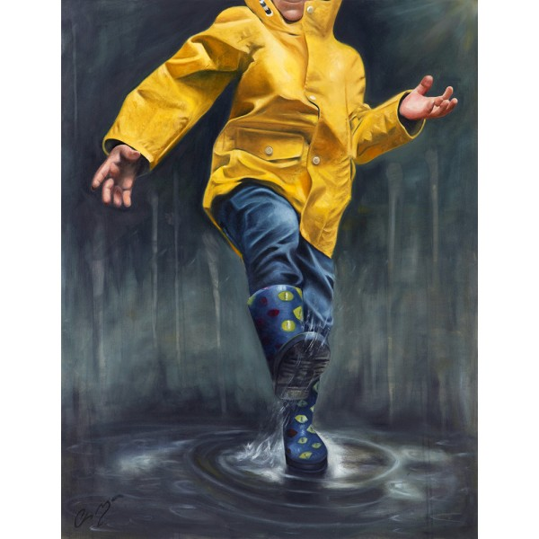 Chris Morgan - Splashing in the Puddles