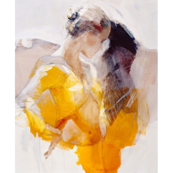 Christine Comyn - Affected by You (Canvas)