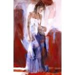 Christine Comyn - Affection (Canvas)
