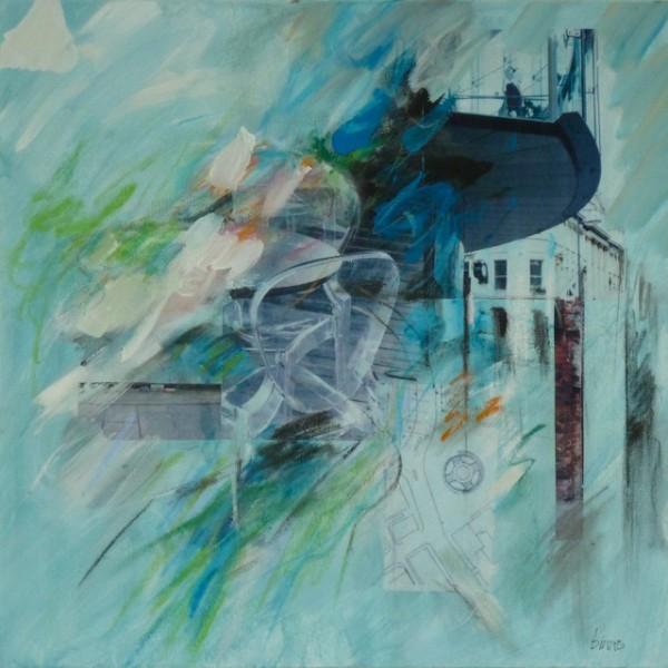 Colin Binns - Around Cavasse