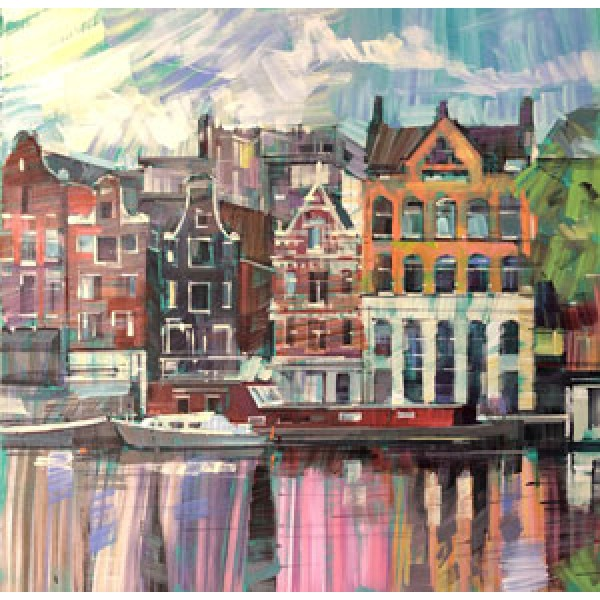 Colin Brown - Amsterdam Reflections